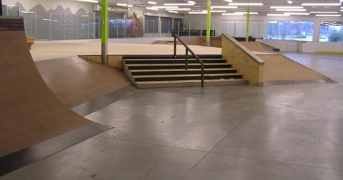 Indoor Skate Parks In Virginia Beach