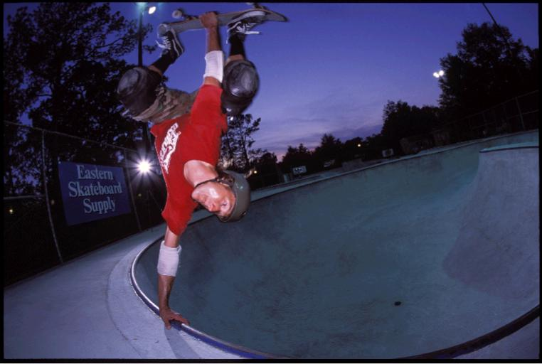 About Jim Rees Skateparks